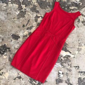 NWOT Ted Baker Red Sleeveless Short Dress